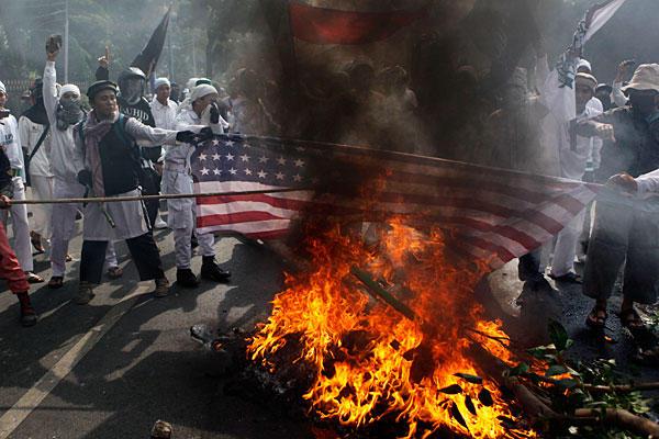 Showdown in DC on 9/11
