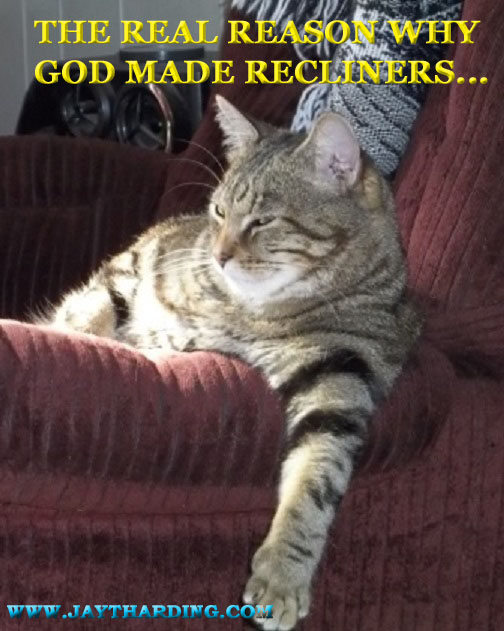 Why God Made Recliners