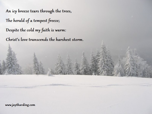 An Icy Breeze