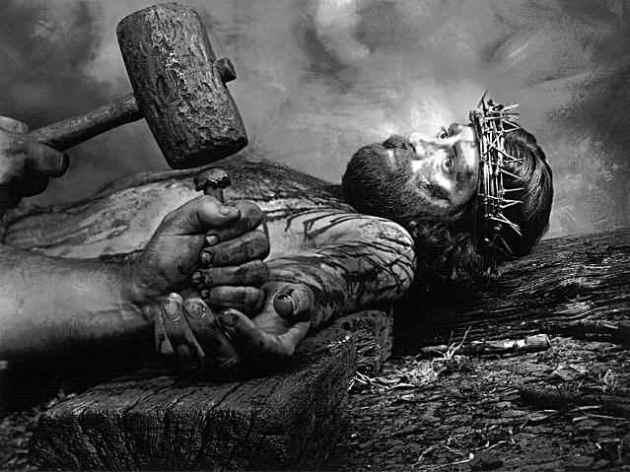 1-16-14 Love Your Enemies (an Acrostic Sonnet based on Luke 6:27)