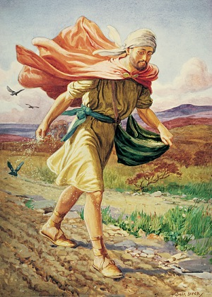 1-23-14 The Sower, Part One: Wayside