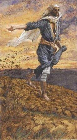 1-25-14 The Sower, Part Three: Thorns