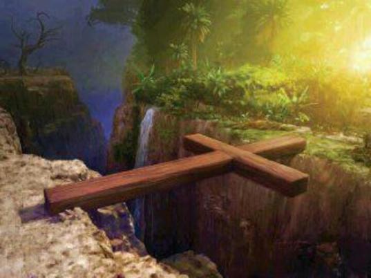 3-21-14 He Alone (John 14:6)