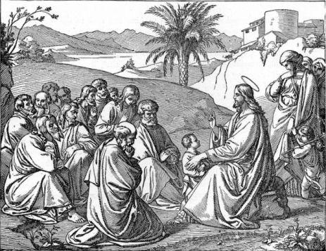 4-9-14 Like a Child Part I (Matthew 18:1-6)