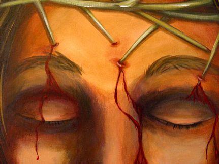 Jesus suffered