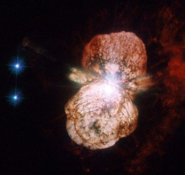 Carinae Supernova