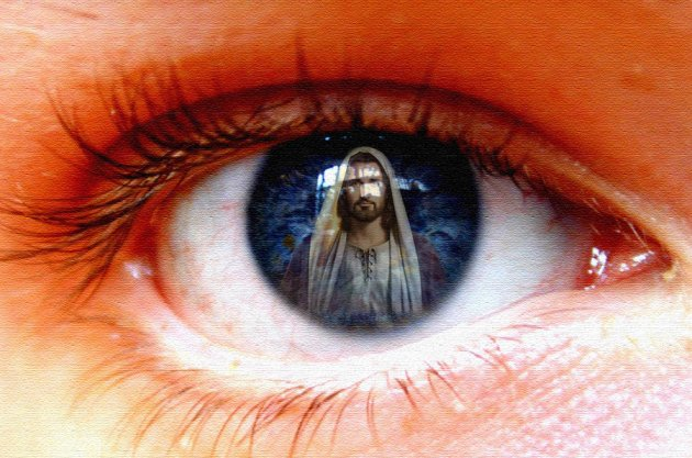 eye on christ