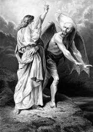 Jesus Tempted